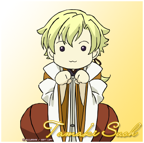 when was the first time does tamaki does his puppy eyes?