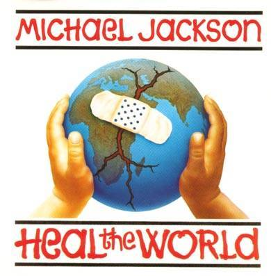 "MJ appears at the video clip ""HEAL THE WORLD"" ?"