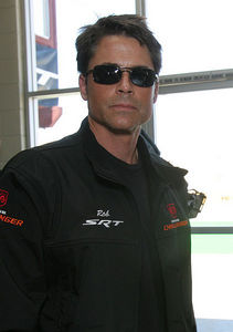 What was Rob Lowe's First Movie?