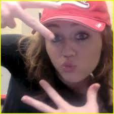 vuoi che Miley viene in Italia??