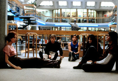 High Schools in Movies: What was the name of the high school in The Breakfast Club?