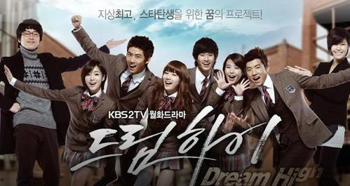 What was Taecyeon's character's name for Dream High?