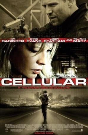 Who did he play in 'Cellular'?
