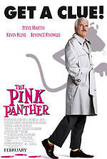 Who did he play in 'The Pink Panther'?