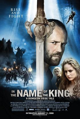 Who did he play in 'In the Name of the King: A Dungeon Siege Take'?