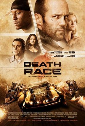 Who did he play in 'Death Race'?