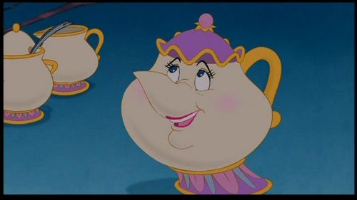"Who is Mrs. Potts voiced by in ""Beauty and the Beast""?"