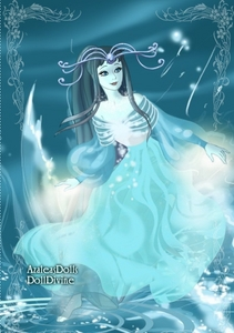 Kelly's Magical Adventure, Ch. 5: What's the name of the Water Goddess?