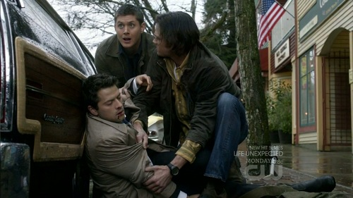 """in """"the song remains the same"""" how many nights dean took in the motel for cass?"""