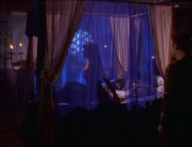 How come Xena ended up in Nemos' bedroom?