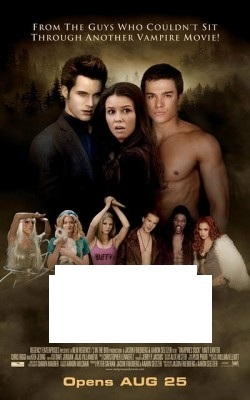 "What is the name to the parody ""Twilight movie""?"