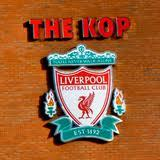 Who was Liverpool's king of the kop in 1977-1990?