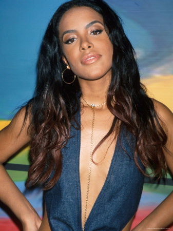 What was the first single from Aaliyah's third studio album 'Aaliyah' (2001) ?