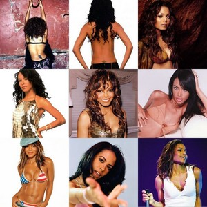 What was Aaliyah's fave video clip from Janet Jackson ?