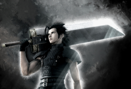 What does symbolize Buster Sword to Zack?