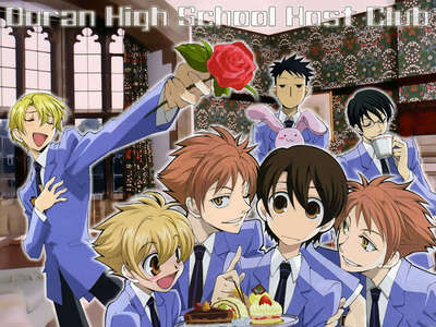 who was the third and forth one 2 know that haruhi is a girl?