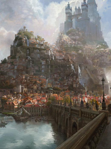 This concept art is from what movie?