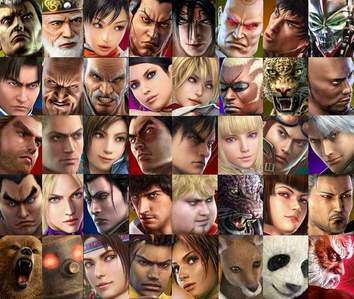How many enemies does Ling have -as of Tekken 6-?