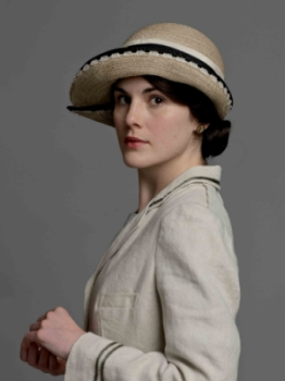 What is the name of the eldest daughter of lord and lady Grantham?