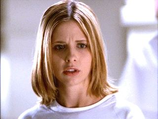 "In which episode was Buffy ""hospitalised""?"