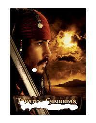 Which Pirates of the Caribbean.