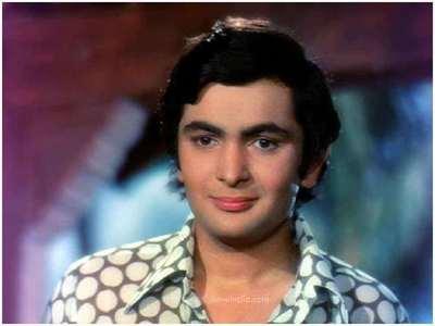 In which year did Rishi Kapoor win the Filmfare Lifetime Achievement Award?