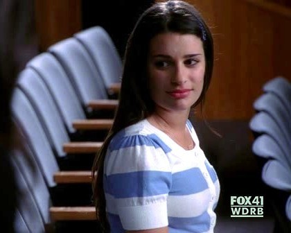 Who is Rachel Berry's idol?