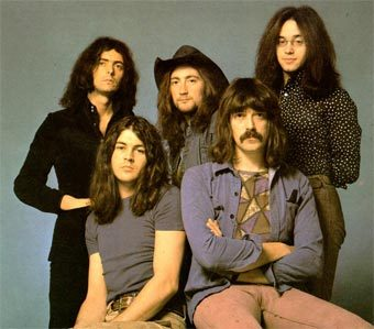 Origin's band - Deep Purple ?