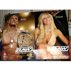who is the wrestler sitting nezt to torrie wilson?