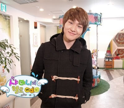 What roles performed by Onew in Hello Baby ??