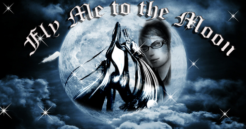 Why bayonetta likes Fly me to the moon?