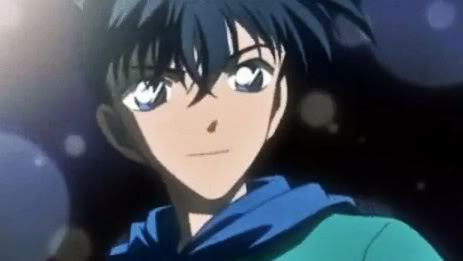 Which is the only movie in which Conan changes back into Shinichi