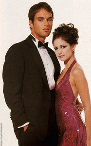 Sarah Michelle Gellar and Rudolf Martin were in All My Children together, but who does he play in Buffy?