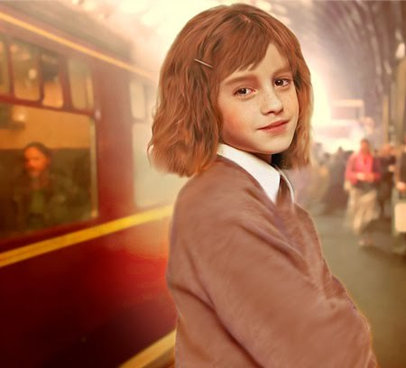 what is the name Hermione and Ron's first child