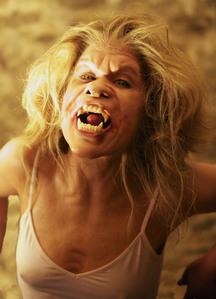 Who turned Nina into a werewolf?