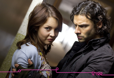 Lacey Turner made her debut in series 3 of Being Human,what is the name of the character she plays?