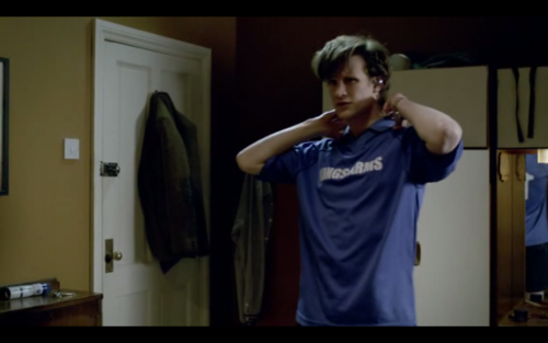 Which number was the Doctor's football t-shirt?