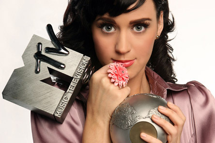 What was Katy Perry's first song called?
