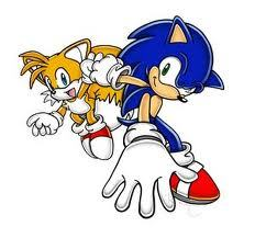 supposely,how did tails meet sonic in sonic x?