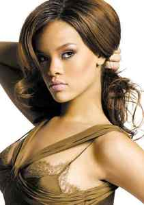 What was Rihanna's first song???