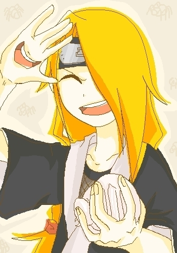 what is deidara's blood type??