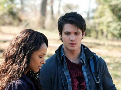 "Season 2 Episode 17 'Know Thy Enemy' Jeremy to Bonnie ""What is that"" Bonnie replies..."
