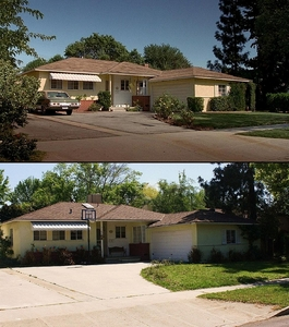 Houses in Movies: Which movie are these houses found in?