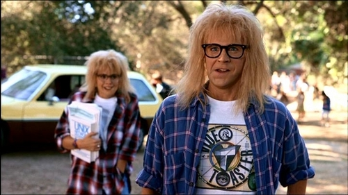 Wayne's World: Which one?