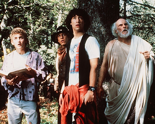 Bill and Ted's: Which one?