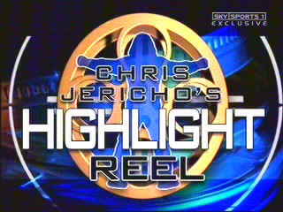 Who was the guest of the first edition of (The Highlight Reel)?