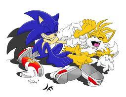 does sonic and tails really hate eachother and always fight.