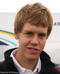 what was name of Sebastian Vettel's girlfriend name?