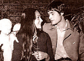 "Was Leonard Whiting and Olivia Hussey dating when they were filming the 1968 released year, of ""Romeo & Juliet?"""