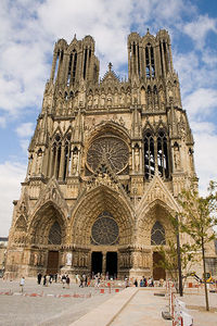 In what city we can see this cathedral ?